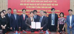 베트남 국립농업계획발전연구소와 연구협력 강화