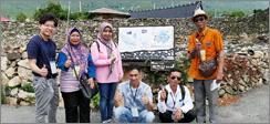 [뉴스] 2019년도 KAPEX 인도네시아 농업유산 초청연수 실시